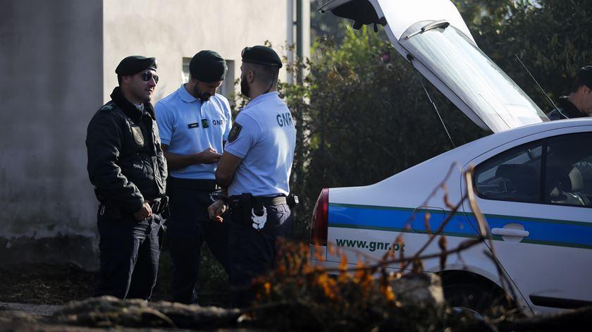 A quarta vítima mortal em Vila Nova morreu a tentar fugir