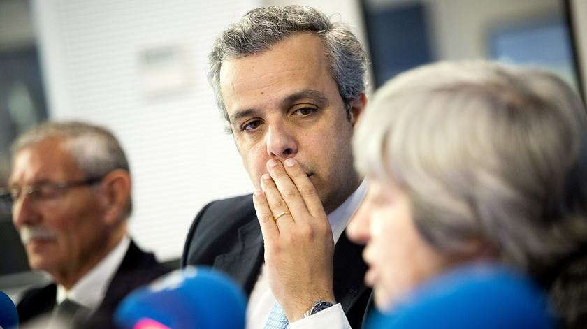 João Gonçalves Pereira, vereador na Câmara de Lisboa, no Programa Em Nome da Lei