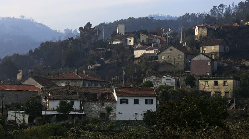 Na região, muitas aldeias comunicam directamente com a floresta e entre as casas há muita vegetação