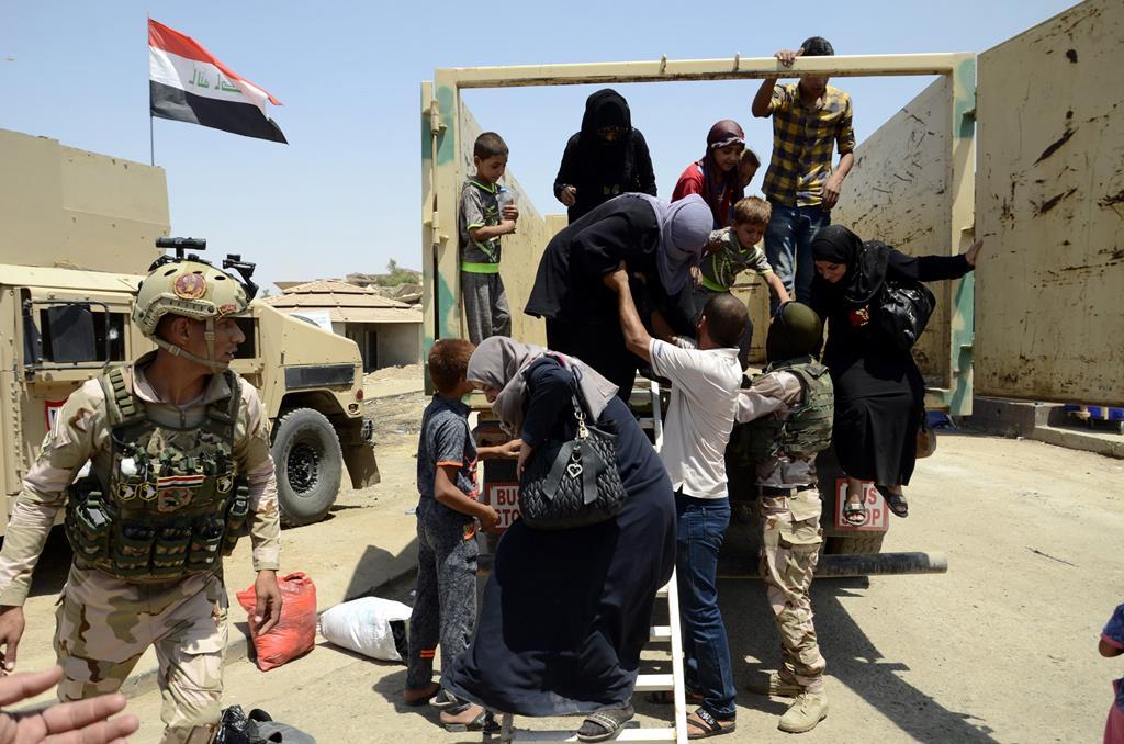 O Iraque procura uma nova era de paz depois de anos de conflito. Foto: Omar Alhayali/EPA