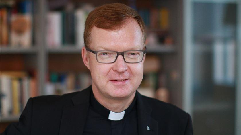 O padre Hans Zollner sj, especialista em abusos sexuais. Foto: Wikicommons