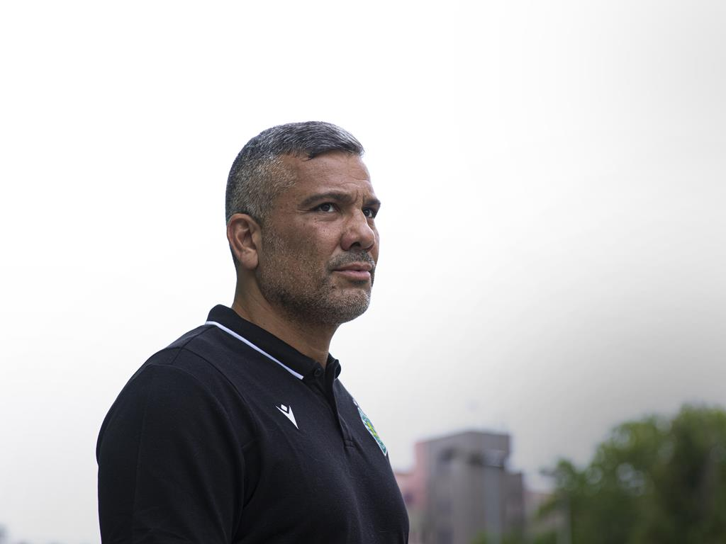 Pedro Soares concilia funções de selecionador nacional com as de treinador do Sporting. Foto: Sofia Freitas Moreira/RR