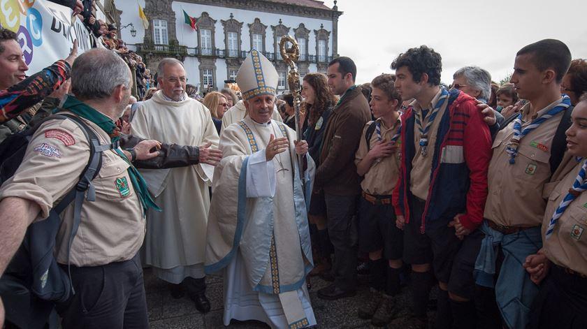 D. António Francisco dos Santos morreu na semana passada. Foto: João Cardoso Lopes/Diocese do Porto