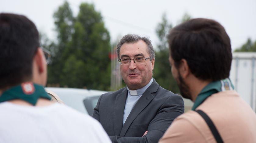 D. Manuel Linda, bispo do Porto. Foto: CNC