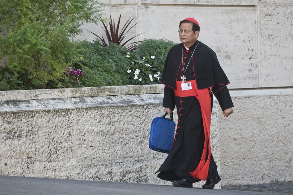 Cardeal Charles Maung Bo, arcebispo de Rangum (Myanmar) Foto: Ricardo Perna/Família Cristã
