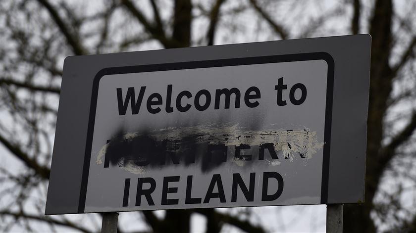 Que futura espera os irlandeses? Foto: Clodagh Kilcoyne/Reuters