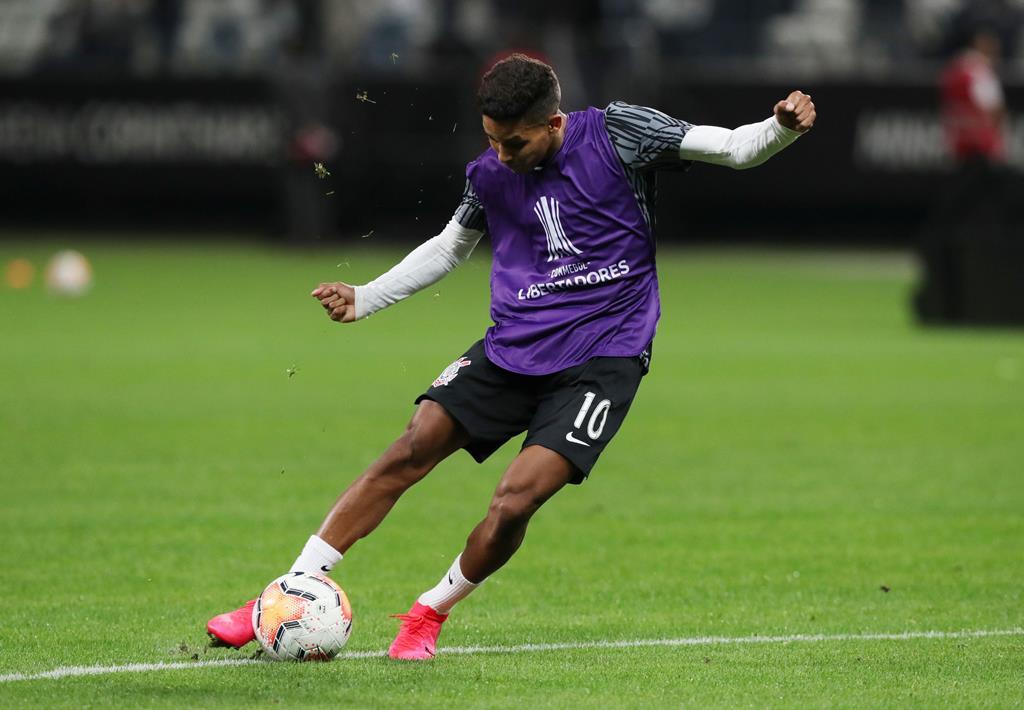 Pedrinho destacou-se no Corinthians Foto: Reuters