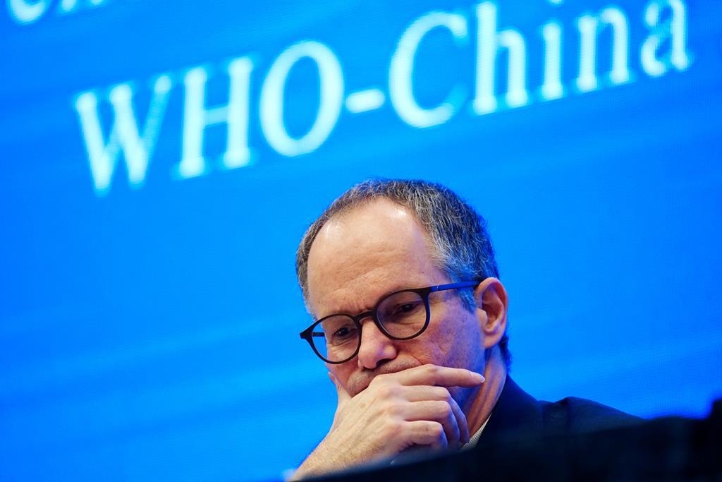 OMS esteve na China para tentar perceber como começou a Pandemia. Foto: Aly Song/Reuters