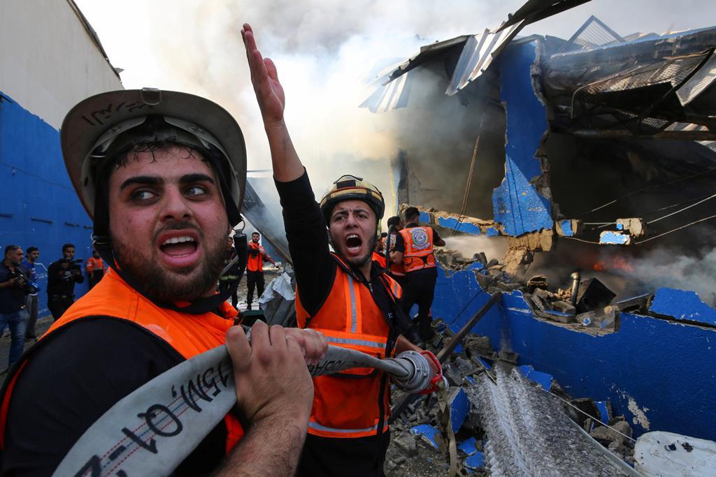 Foto: Reuters/Ashraf Abu Amrah