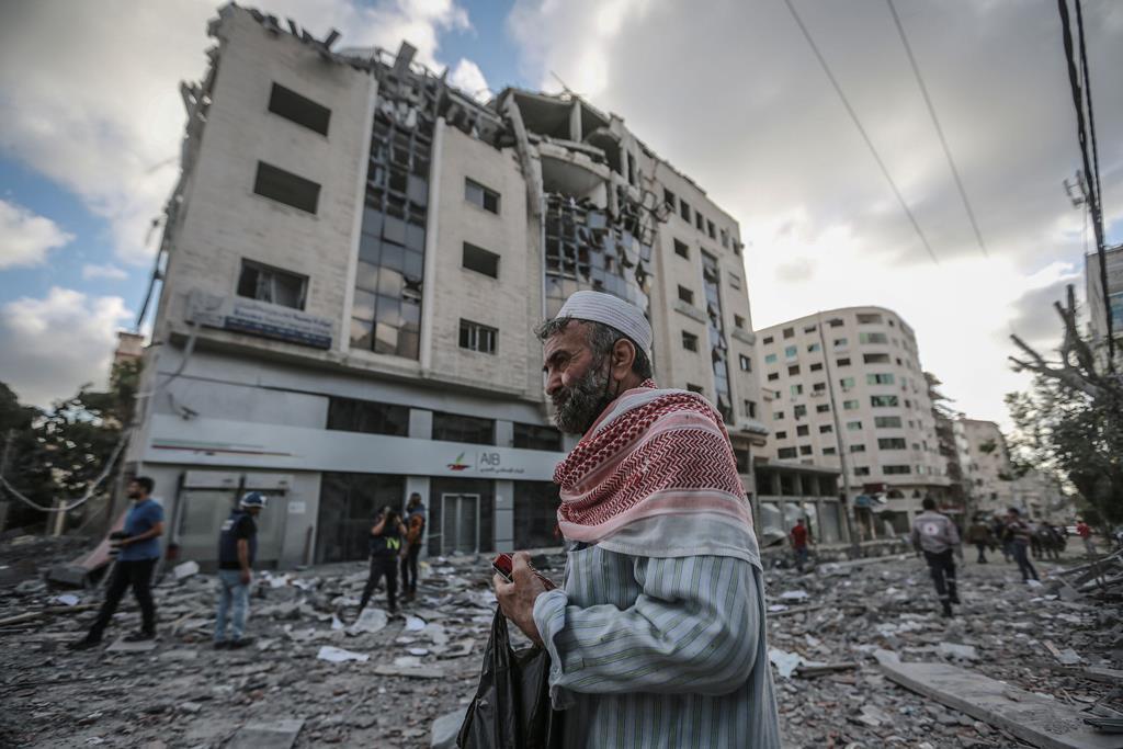 Foto: Mohammed Talatene/DPA/Reuters
