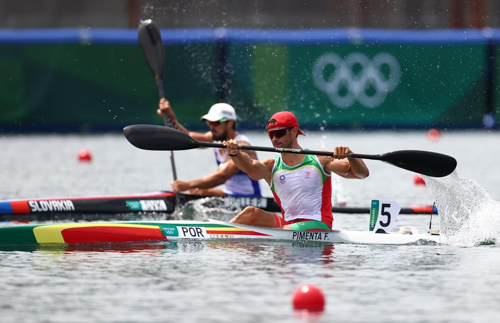 Pimenta é um dos candidatos portugueses a medalhas. Foto: Yara Nardi/Reuters