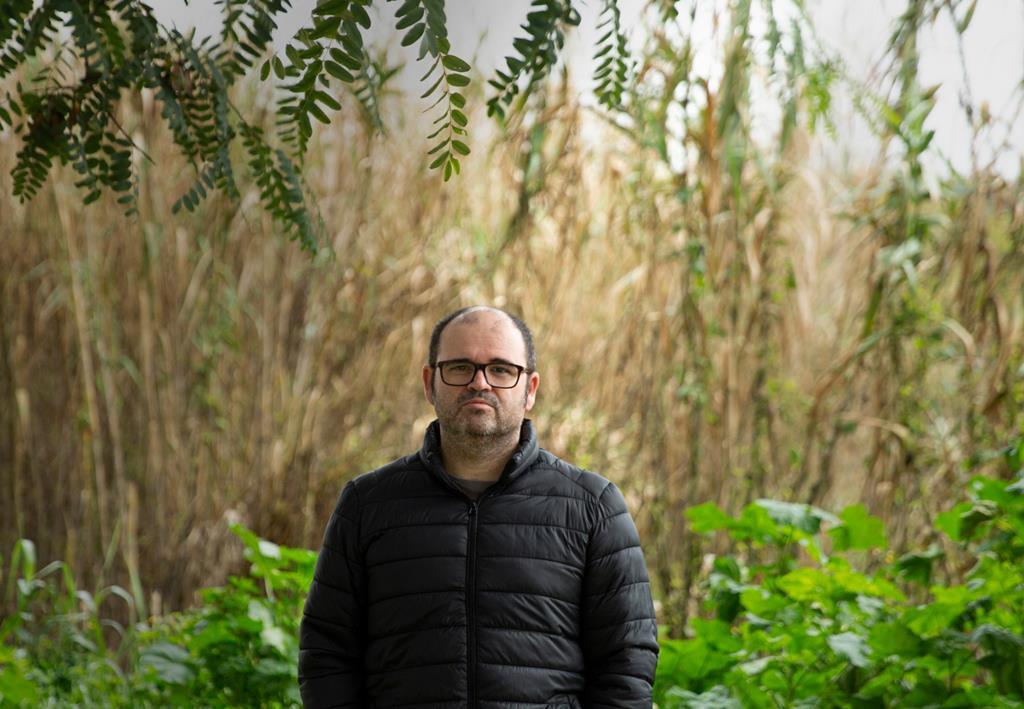 João Sardinha, geógrafo doutorado em Estudos Migratórios pela Universidade de Sussex, no Reino Unido. Foto: Sofia Freitas Moreira/RR