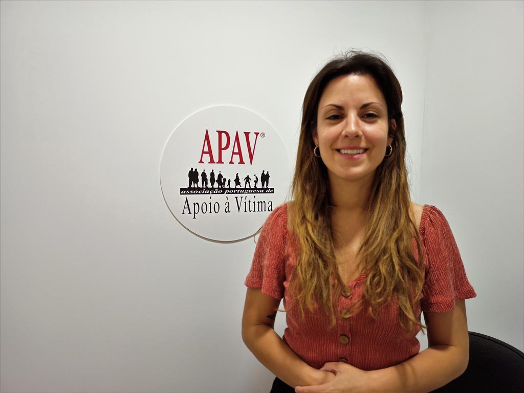 Cláudia Meira, da APAV. Foto: Liliana Carona/RR