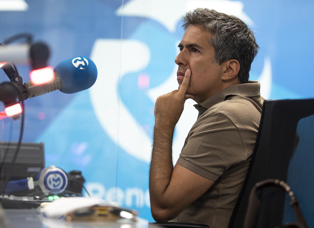 Adolfo Mesquita Nunes vai avançar com o pedido de um conselho nacional para convocar um congresso antecipado. Foto: Sofia Freitas Moreira/RR