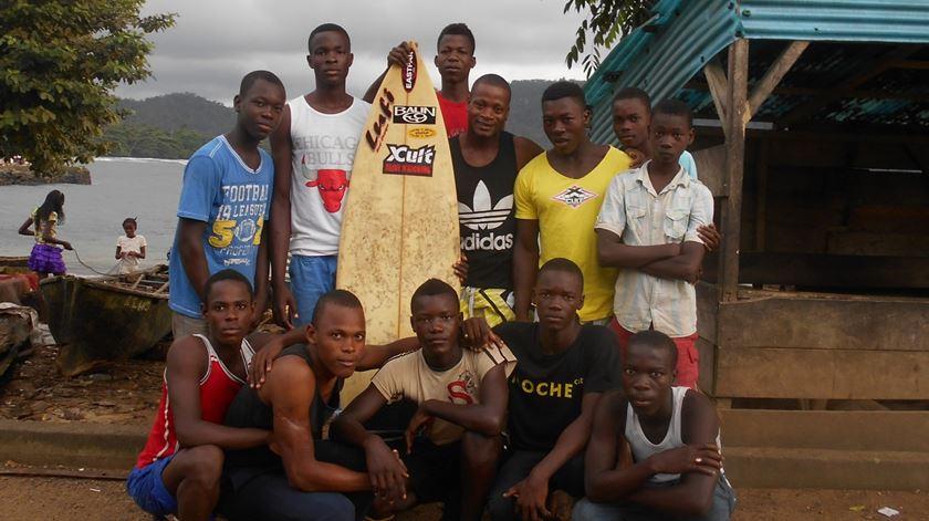 O grupo de Surf de Porto Alegre começou de forma informal mas tem vindo a ganhar uma estrutura mais sólida
