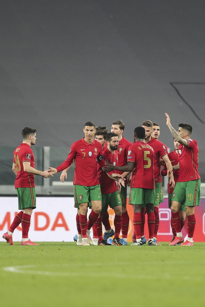 Presidente da UEFA já confirmou que jogadores que participem na Superliga Europeia não podem ser chamados às seleções. Foto: Miguel A. Lopes/Lusa