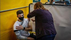 Portugal não tem dados da percentagem de vacinados para a Covid-19 nas escolas