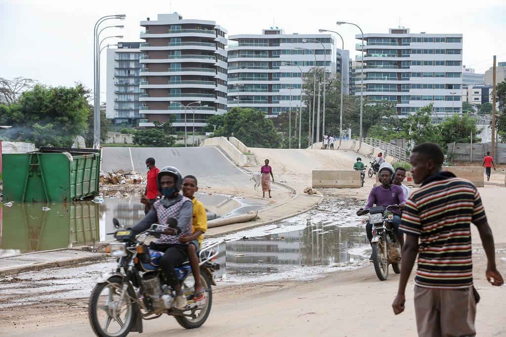 Angola Foto: Ampe Rogerio/EPA