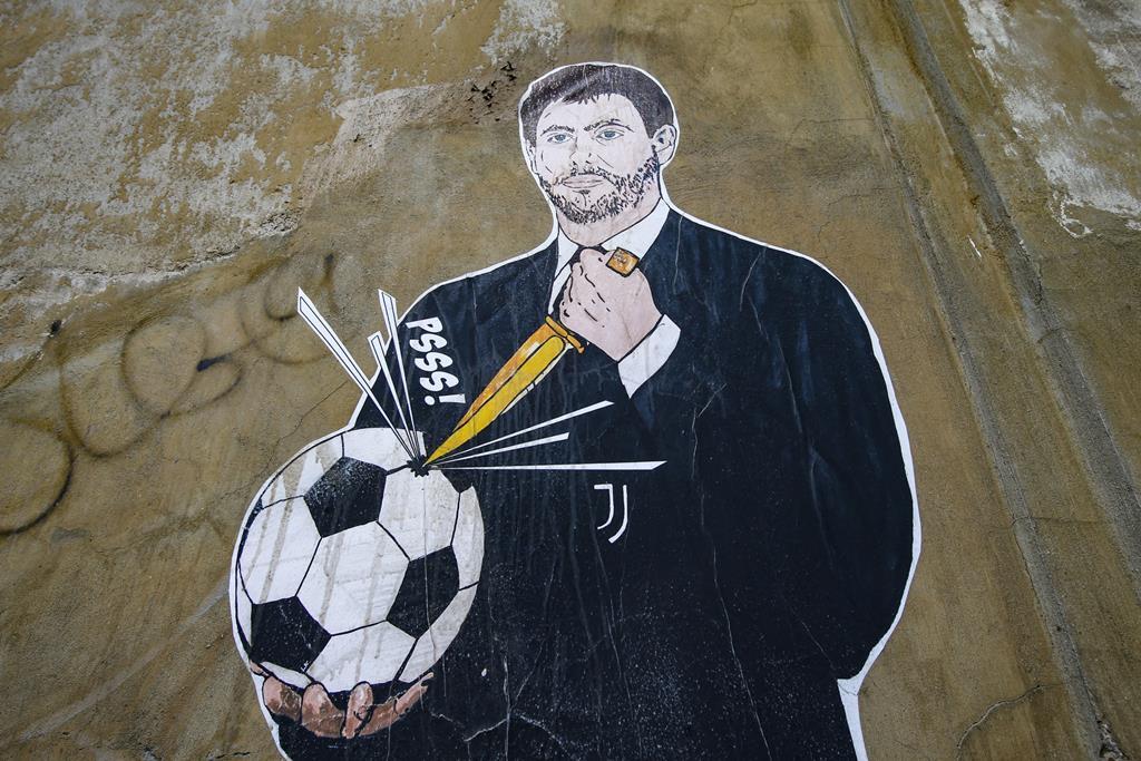 Projeto da Superliga levou a vários protestos dos adeptos dos clubes fundadores. Foto: Fabio Frustaci/EPA