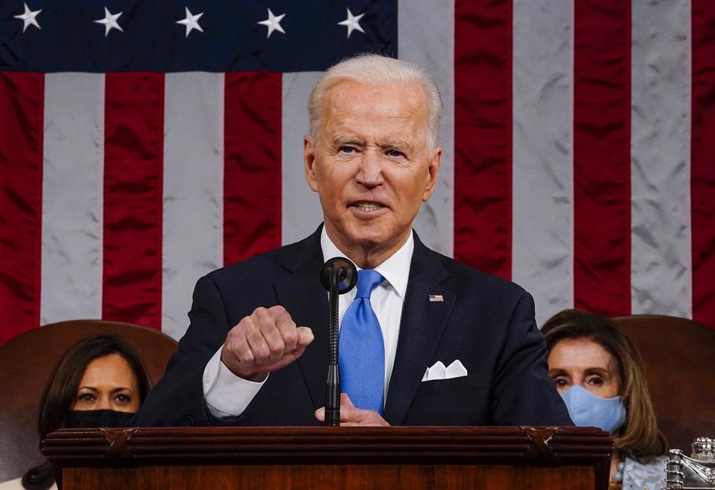 Joe Biden Foto: Melina Mara/EPA