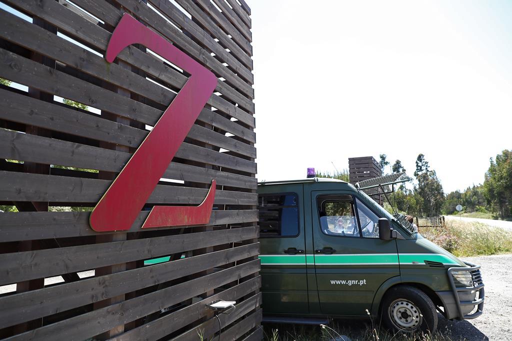 Zmar Eco Experience - complexo turístico alvo de requisição civil pelo Governo Foto: Nuno Veiga/Lusa