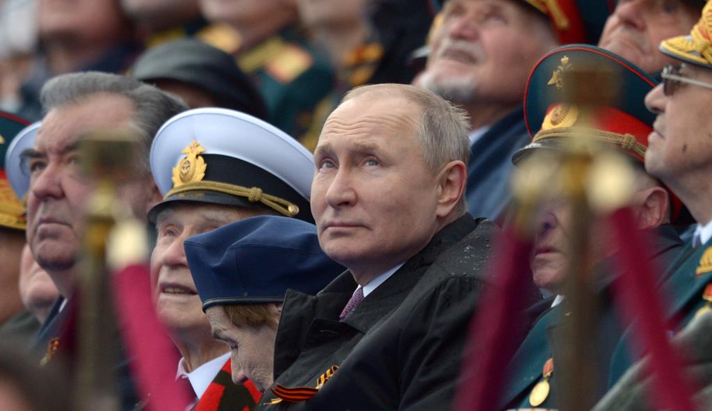 Foto: Alexey Nikolsky/Sputnik/Kremlin/EPA