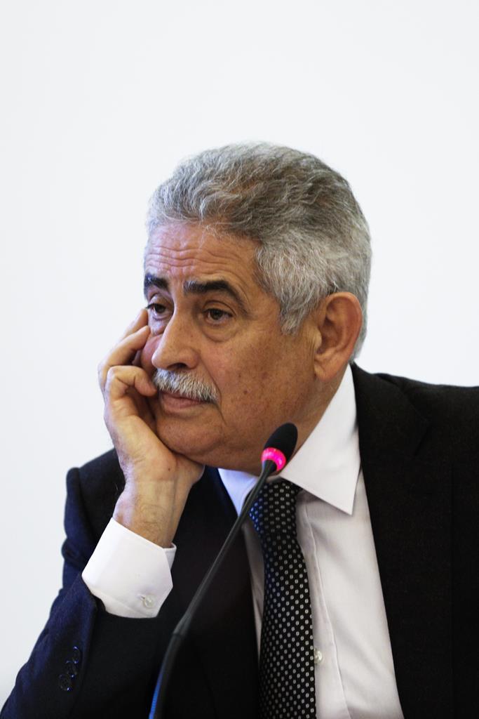 Luís Filipe Vieira, presidente autossuspenso do Benfica. Foto: António Cotrim/Lusa
