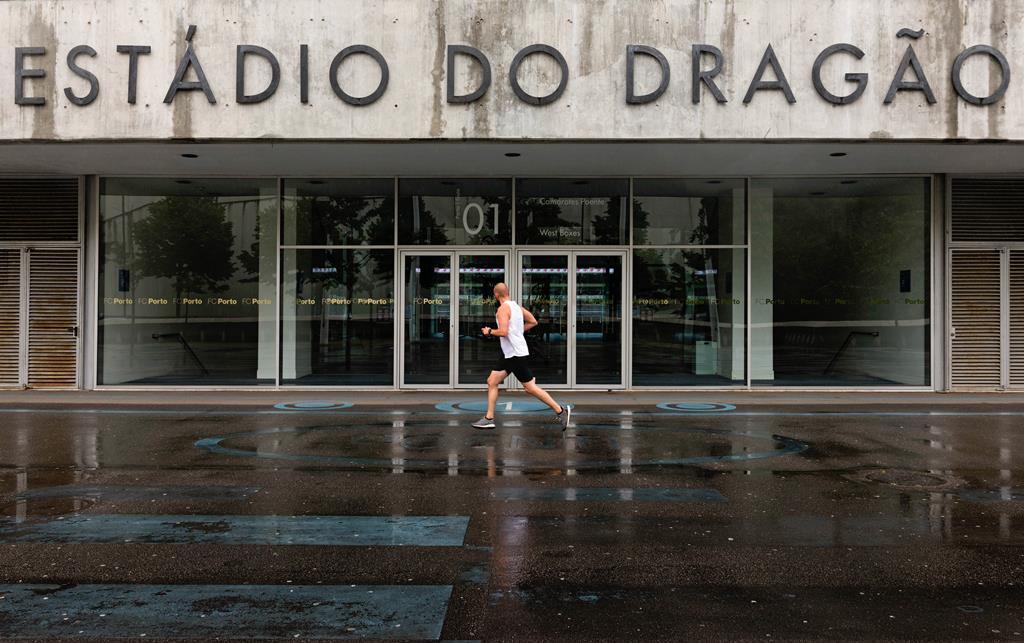 estádio do Dragão FC Porto Foto: José Coelho/Lusa