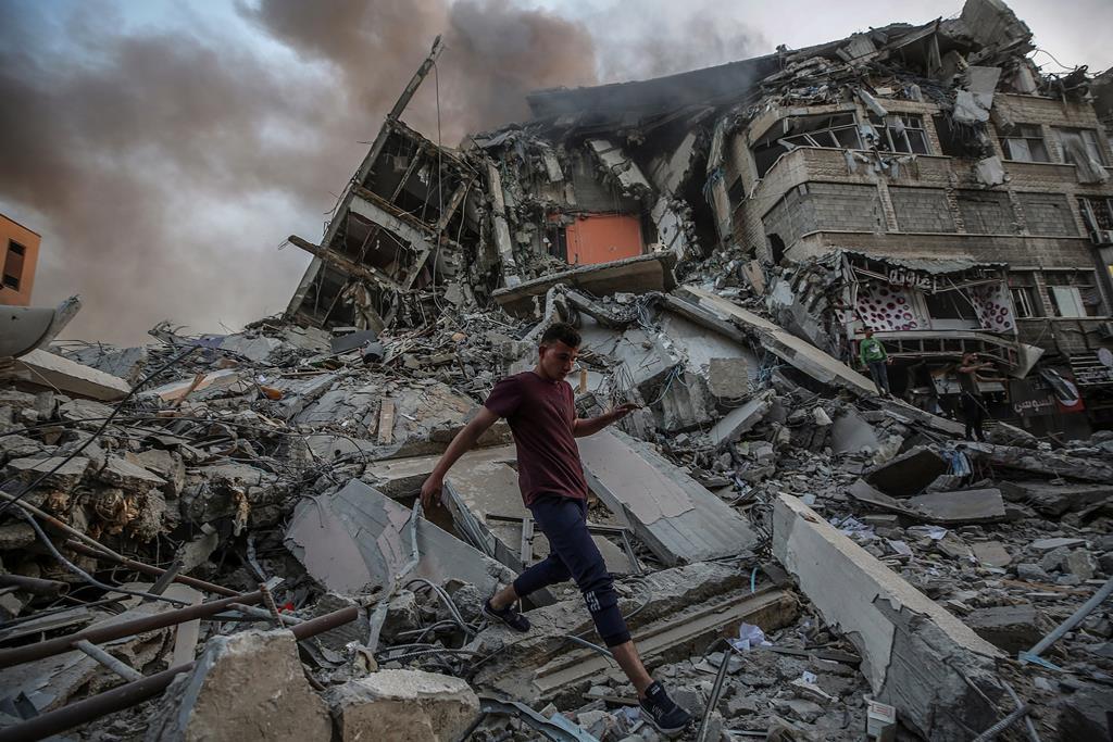 Ameaça de guerra regressa ao Médio Oriente. Foto: Mohammed Saber/EPA