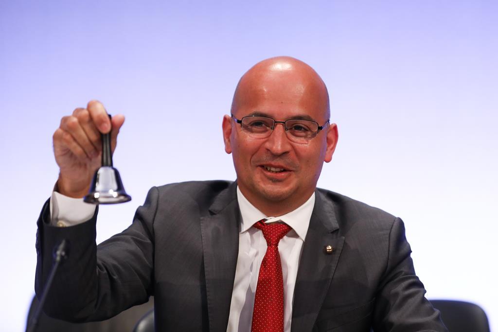 João Leão, ministro das Finanças. Foto: Antonio Cotrim/EPA