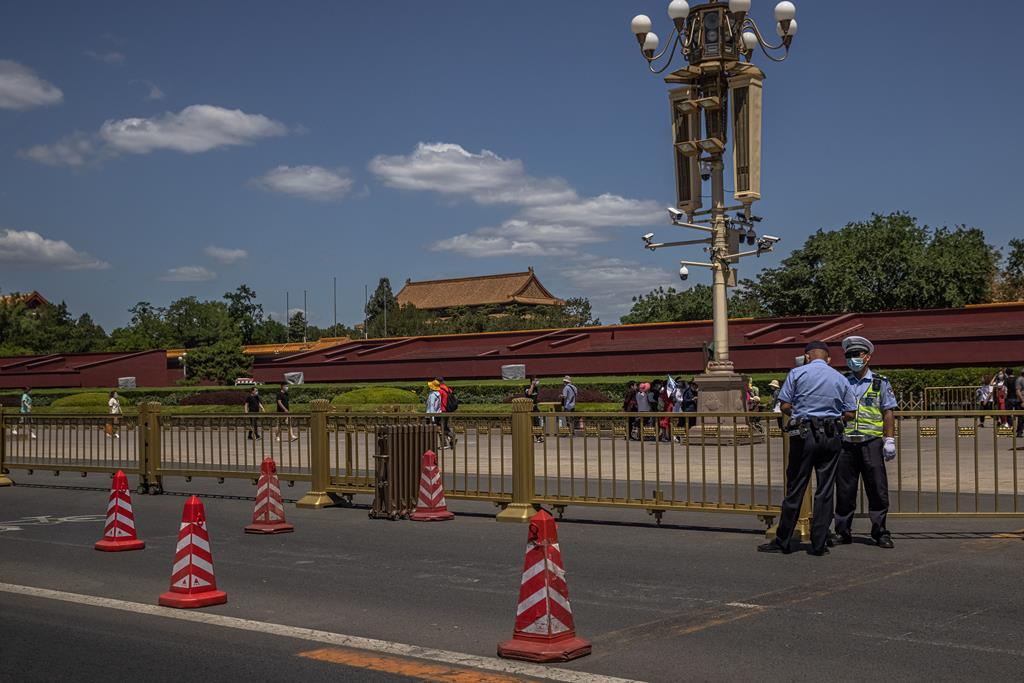 """Colaboradores demitem-se da TDM depois de """"censura"""" a programa sobre Tiananmen. Foto: Roman Pilipey/EPA"""