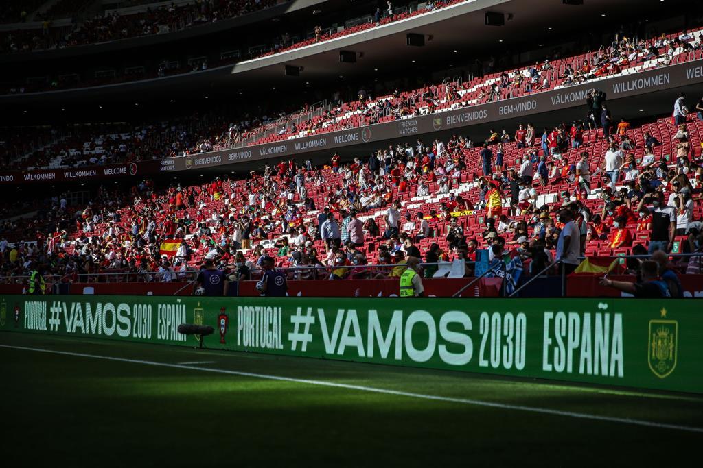 Adeptos podem voltar aos recintos desportivos a partir de 14 de junho Foto: Mário Cruz/Lusa