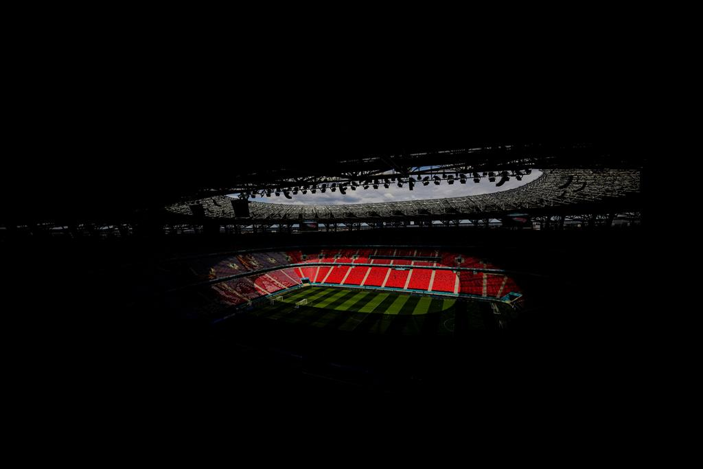 Puskas Arena, onde Portugal vai defrontar a Hungria, na terça-feira. Foto: Hugo Delgado/Lusa
