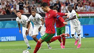 Cristiano Ronaldo foi melhor marcador do Euro 2020