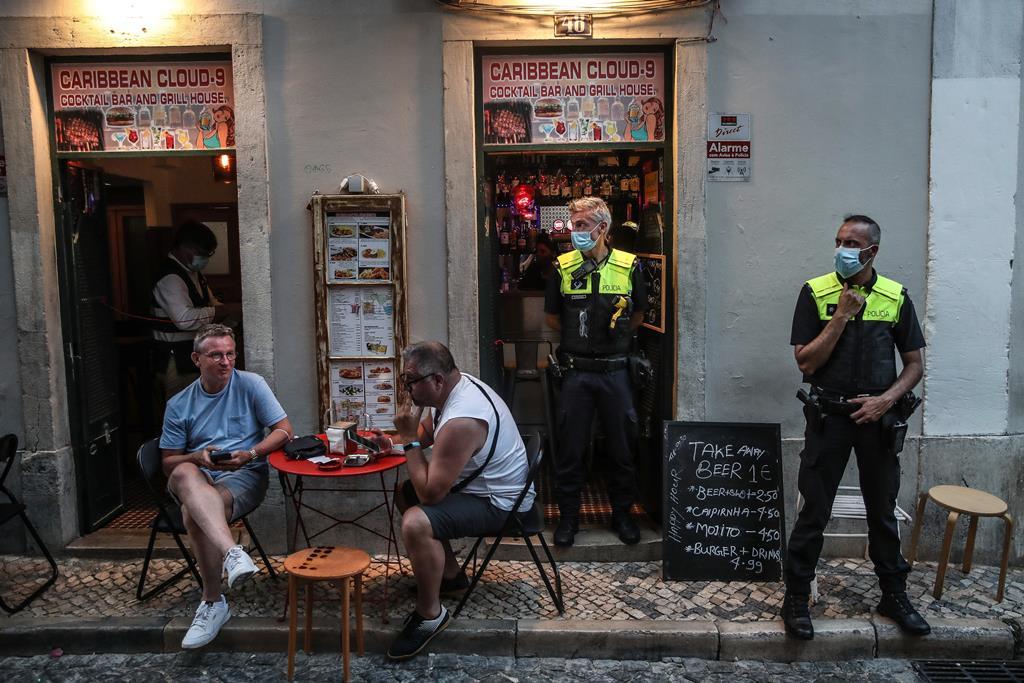 Lisboa Foto: Mário Cruz/Lusa