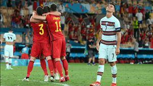 Não há lugar para Cristiano Ronaldo no 11 ideal do Euro 2020