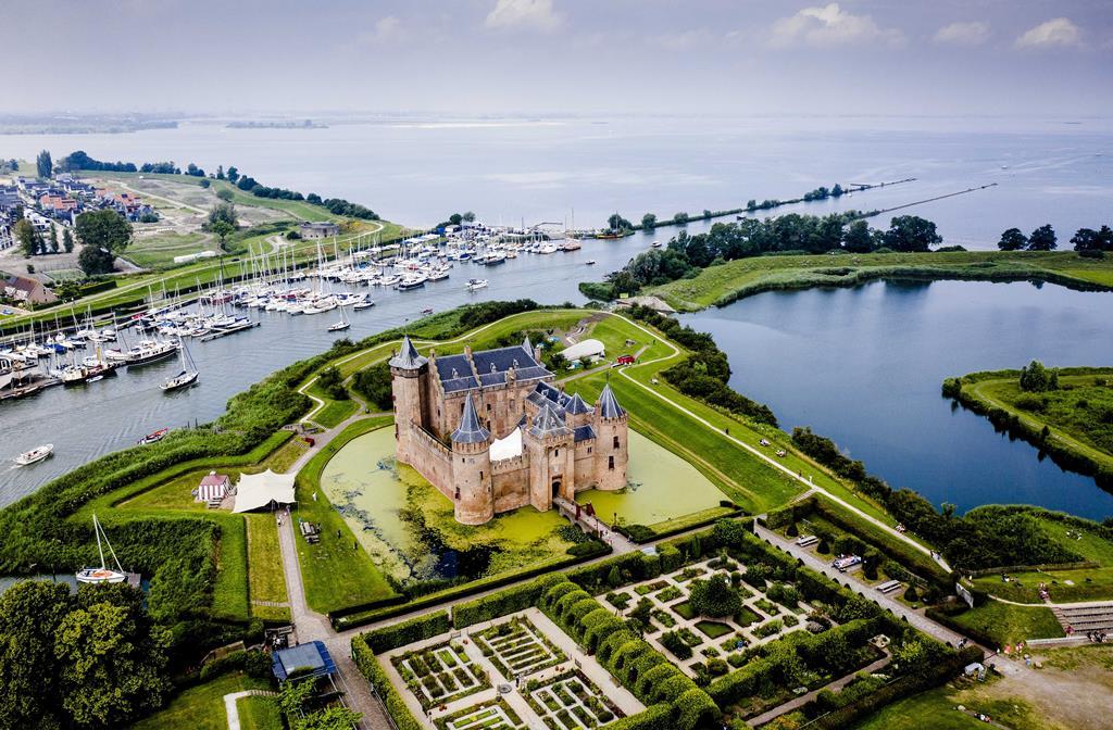 Linha de Água Holandesa. Foto: Sem Van Der Wal/EPA
