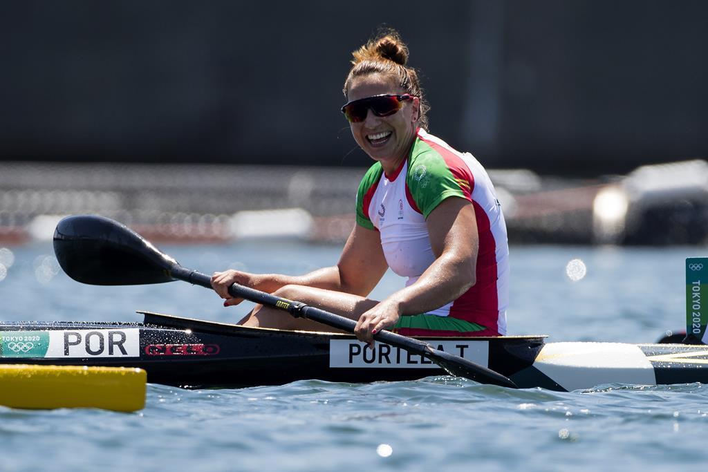Teresa Portela nem esperava chegar à final. Foto: José Coelho/Lusa