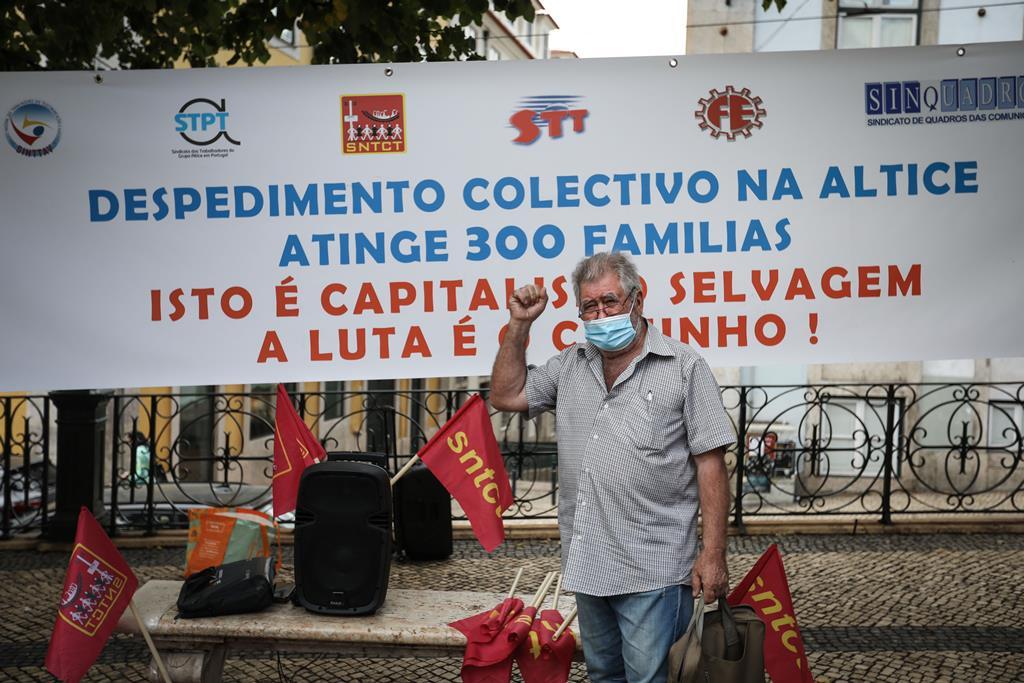Foto: Rodrigo Antunes/Lusa