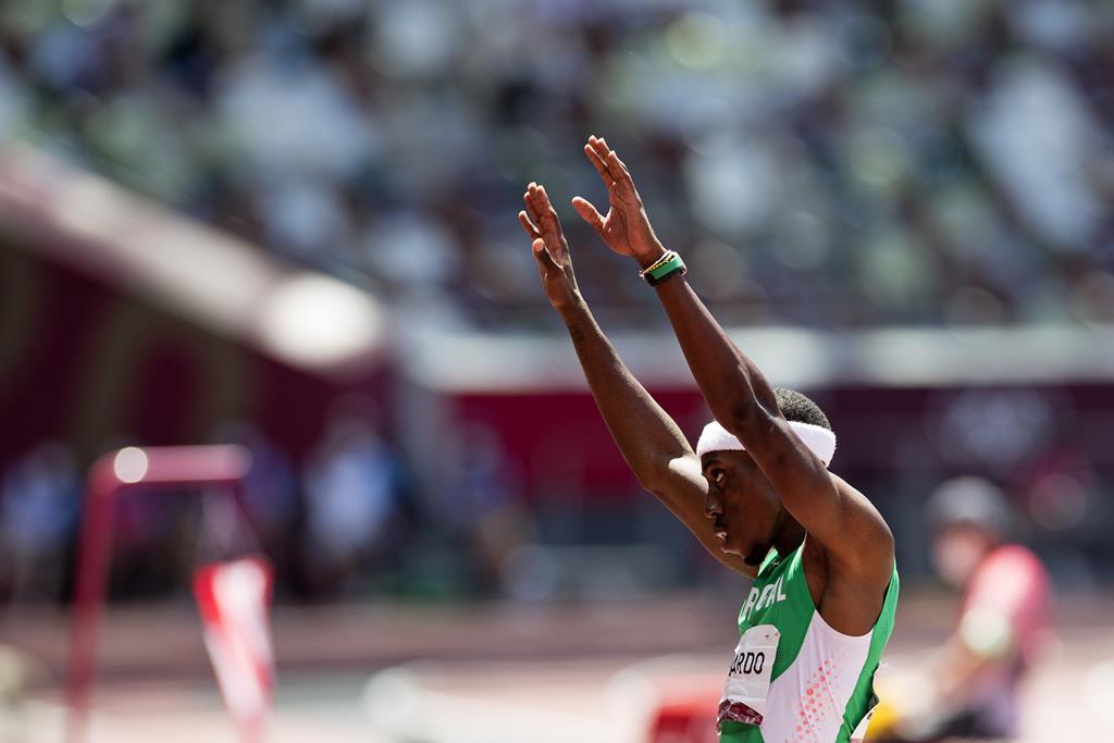 Pichardo sagrou-se campeão olímpico. Foto: José Coelho/Lusa