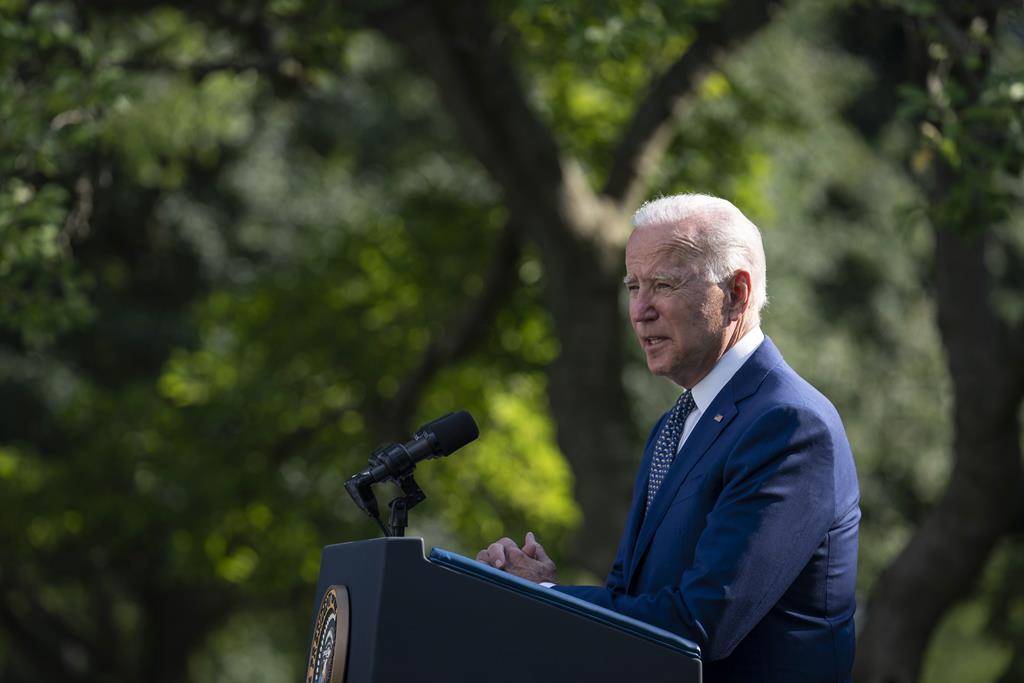 Joe Biden Foto: Sarah Silbiger / Pool/EPA