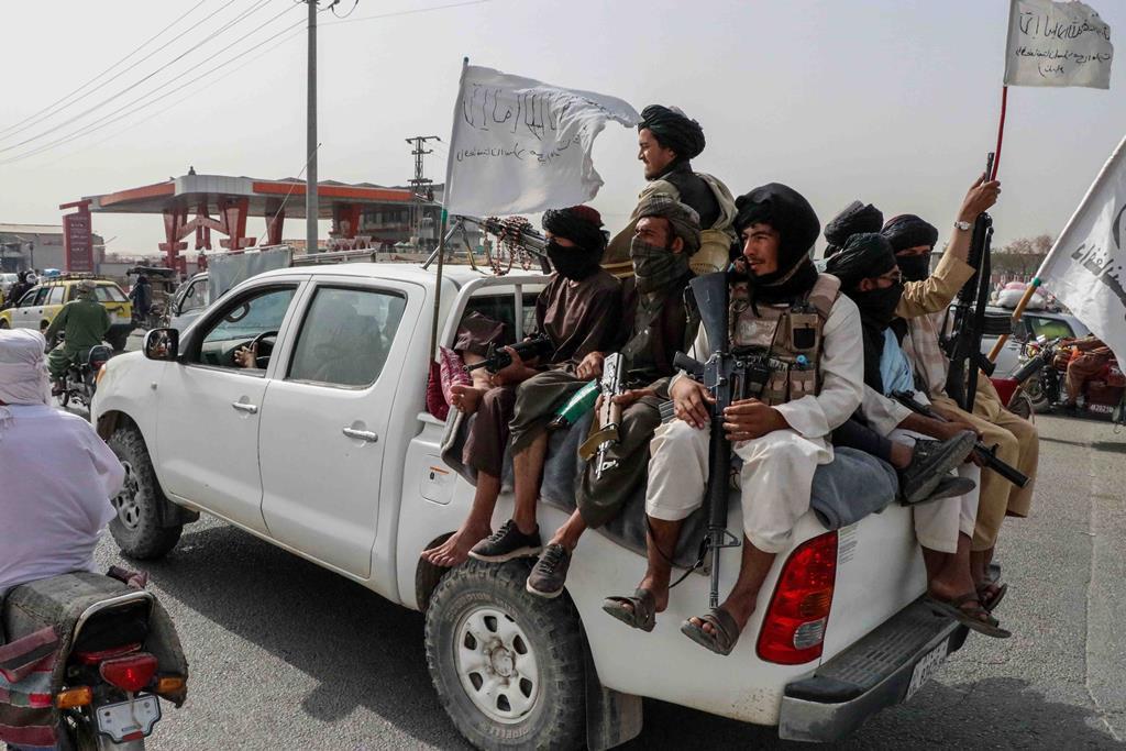 Talibãs tomaram o Afeganistão em dez dias. Foto: Stringer/EPA