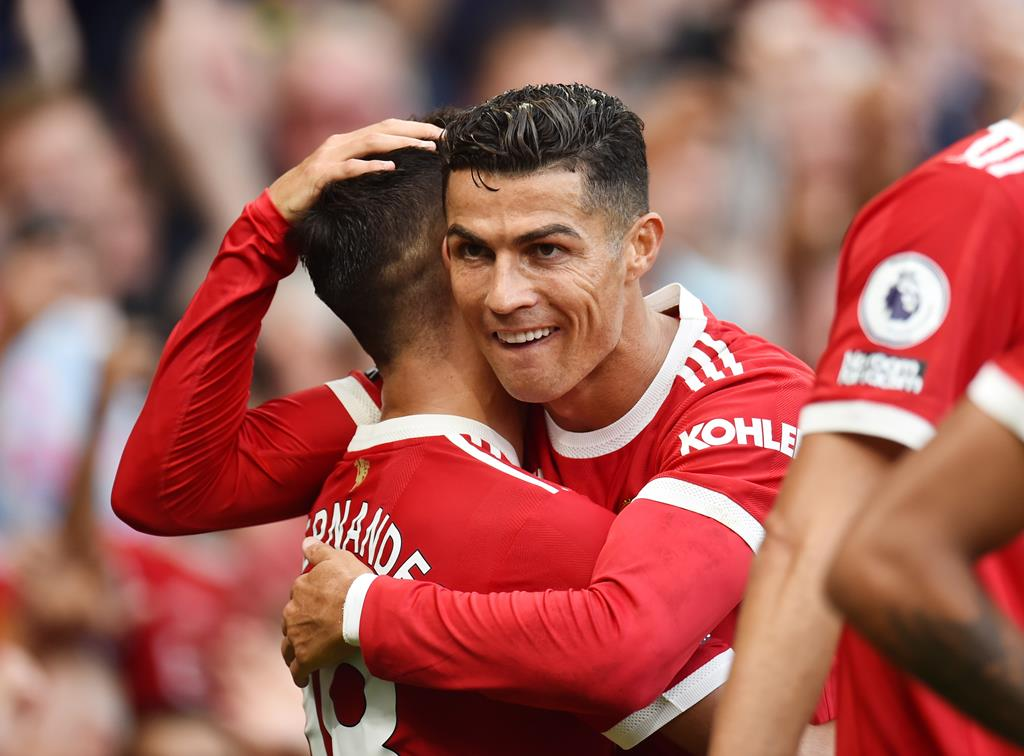 Bruno e Cristiano são os portugueses com melhor pontuação. Foto: Peter Powell/EPA