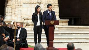 """Filhos homenageiam Jorge Sampaio, """"um homem bom, um pai extraordinário"""""""