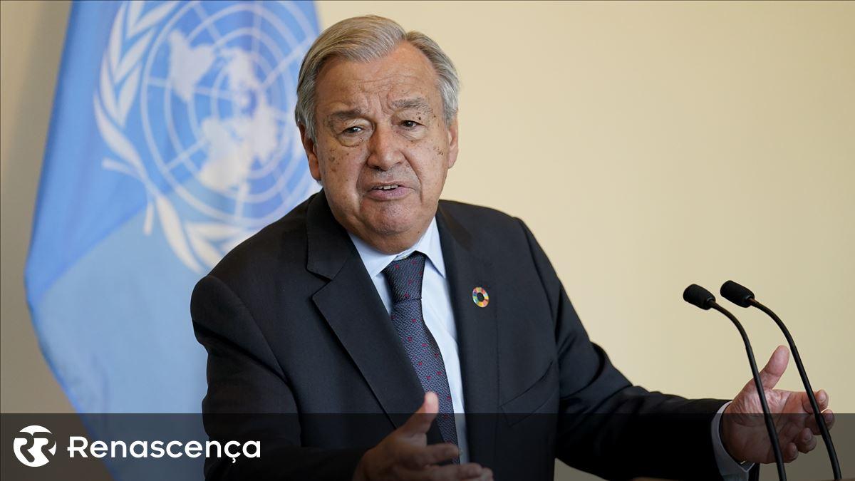 Clima. ONU e Reino Unido criticam falta de esforço financeiro dos países ricos