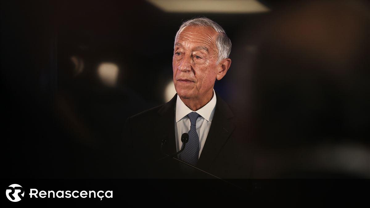 Marcelo Rebelo de Sousa sugere avaliação intercalar da execução de fundos europeus em 2022