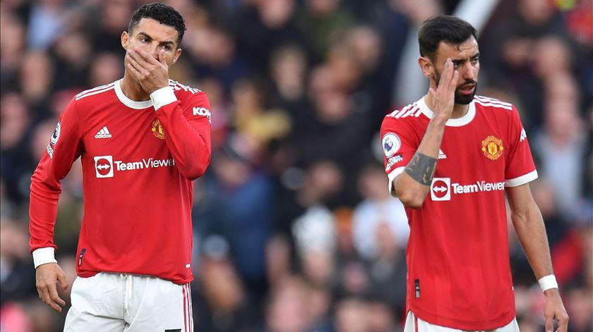 """Cristiano Ronaldo reage a goleada. """"A responsabilidade é nossa"""""""