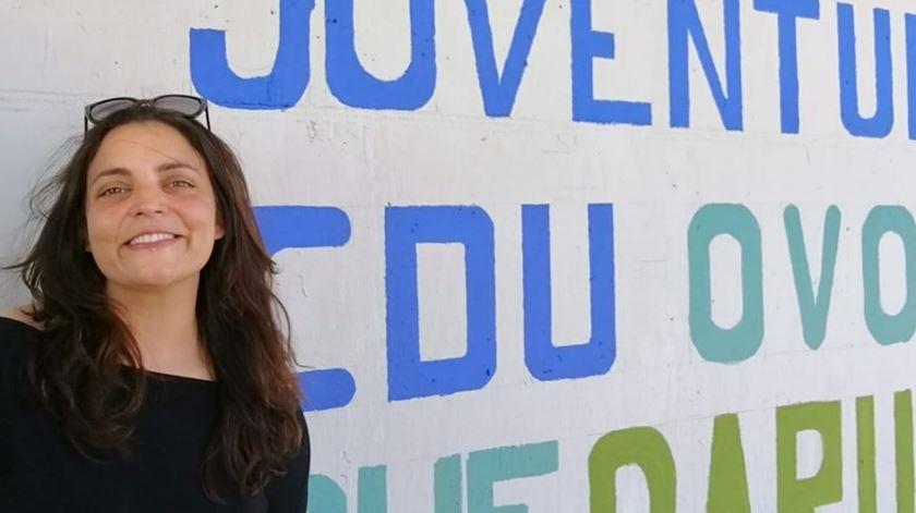 Alma Rivera, nova deputada do PCP. Foto: Facebook Alma Rivera
