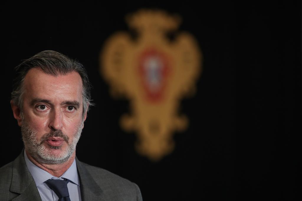 João Cotrim Figueiredo, da Iniciativa Liberal. Foto: Mário Cruz/Lusa