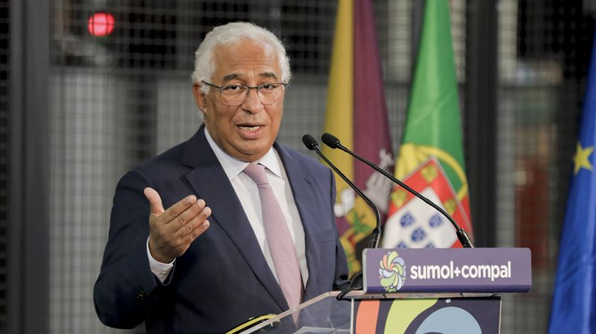 António Costa salienta que em caso algum o Governo colocará em risco contas públicas